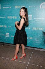 LANDRY BENDER at Bright Star Opening Night in Los Angeles 10/20/2017
