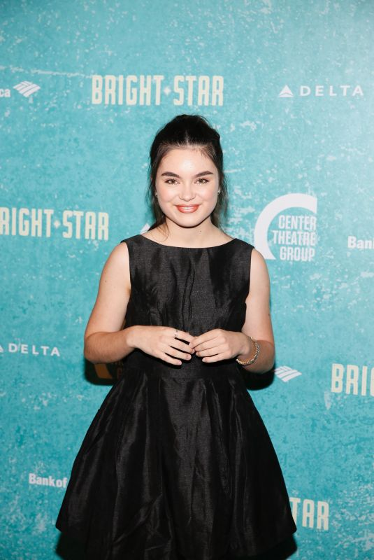 LANDRY BENDER at Bright Star Opening Night in Los Angeles 10/20/2017