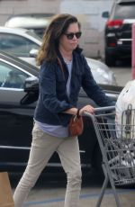LARA FLYNN BOYLE Shopping at Walgreens in Beverly Hills 10/03/2017