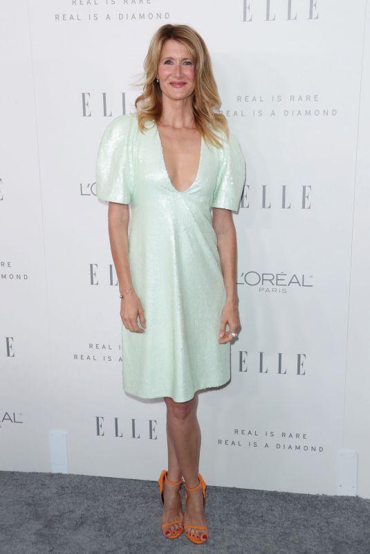 LAURA DERN at Elle Women in Hollywood Awards in Los Angeles 10/16/2017
