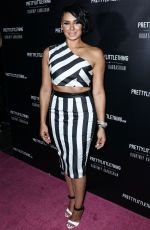 LAURA GOVAN at Prettylittlething by Kourtney Kardashian Launch in Los Angeles 10/25/2017
