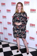 LAURA LINNEY at Manhattan Theatre Club Fall Benefit in New York 10/24/2017