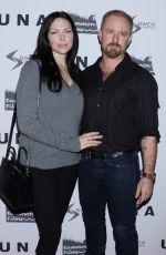 LAURA PREPON at UNA VIP Screening in New York 10/04/2017
