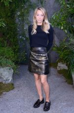 LAURA SMET at Chanel Fashion Show in Paris 10/03/2017