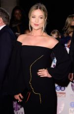 LAURA WHITMORE at Pride of Britain Awards 2017 in London 10/30/2017