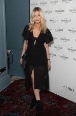 LAURA WHITMORE at Trafalgar St James Launch Party in London 10/18/2017