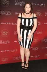 LAUREN ASH at People's Ones to Watch Party in Los Angeles 10/04/2017