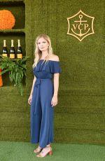 LAUREN DUSKI at 8th Annual Veuve Clicquot Polo Classic in Los Angeles 10/14/2017
