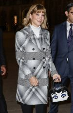 LEA SEYDOUX at Louis Vuitton's Boutique Opening at Paris Fashion Week 10/02/2017