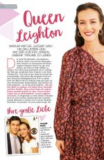 LEIGHTON MEESTER in Joy Magazine, Germany November 2017