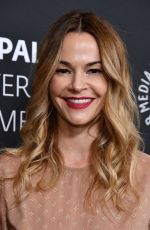LEISHA HAILEY at Women in TV Gala in Los Angeles 10/12/2017