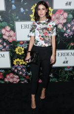 LENA MEYER-LANDRUT at H&M x Erdem Runway Show & Party in Los Angeles 10/18/2017