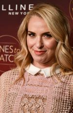 LESLIE GROSSMAN at People's Ones to Watch Party in Los Angeles 10/04/2017