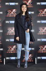 LEVANTE x Factor Photocall in Milan 10/24/2017