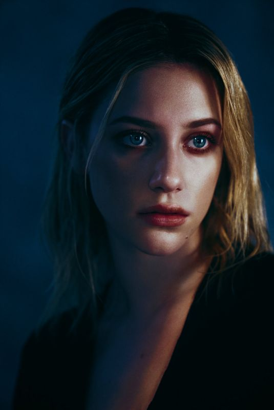 LILI REINHART for The Laterals, 2017