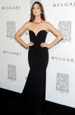 LILY ALDRIDGE at Bulgari Celebrates 5th Avenue Flagship Store Opening in New York 10/20/2017