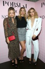 LILY DONALDSON at Pop & Suki x Nordstrom Dinner in Los Angeles 10/12/2017