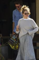 LILY JAMES Out in Croatia 10/08/2017