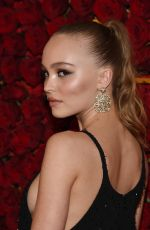 LILY-ROSE DEPP at 2017 WWD Honors in New York 10/24/2017