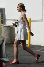 LILY ROSE-DEPP Out in Studio City 10/29/2017
