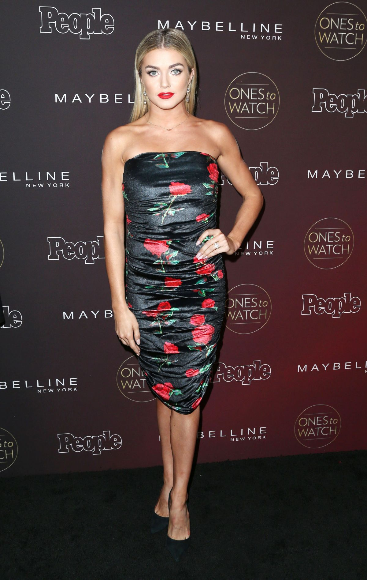 Lindsay Arnold At People S Ones To Watch Party In Los