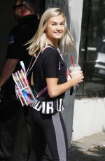 LINDSAY ARNOLD Out and About in Los Angeles 10/13/2017