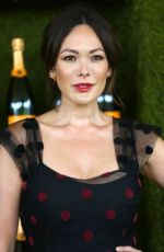 LINDSAY PRICE at 8th Annual Veuve Clicquot Polo Classic in Los Angeles 10/14/2017