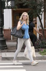 LINDSAY SKOOKUS Out and About in New York 10/07/2017
