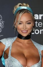 LINDSEY PELAS at 2017 Maxim Halloween Party in Los Angeles 10/21/2017