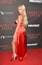 LINDSEY PELAS at American Satan Premiere in Los Angleles 12/12/2017