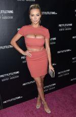 LINDSEY PELAS at Prettylittlething by Kourtney Kardashian Launch in Los Angeles 10/25/201