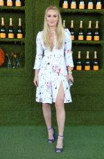 LINDSEY VONN at 8th Annual Veuve Clicquot Polo Classic in Los Angeles 10/14/2017