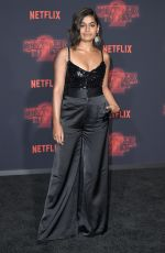 LINNEA BERTHELSEN at Stranger Things Season 2 Premiere in Los Angeles 10/26/2017