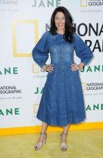 LISA EDELSTEIN at Jane Premiere in Hollywood 10/09/2017