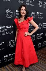 LISA EDELSTEIN at Paley Women in TV Gala in Los Angeles 10/12/2017