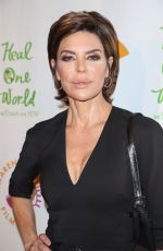 LISA RINNA at The Road to Yulin and Beyond Screening in Los Angeles 10/05/2017