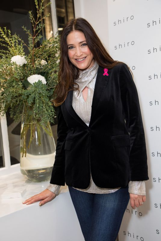 LISA SNOWDON at Shiro Launch Party in London 10/25/2017