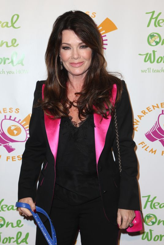 LISA VANDERPUMP at The Road to Yulin and Beyond Screening in Los Angeles 10/05/2017