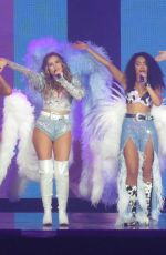 LITTLE MIX Performs at The Glory Days Tour in Aberdeen 10/09/2017