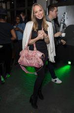 LIZ MCCLARNON at Naughty Boy x Shake Shack Burger Event in London 10/22/2017
