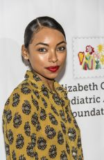 LOGAN BROWNING at 28th Annual A Time for Heroes Family Festival in Culver City 10/29/2017