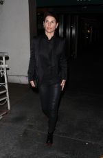 LORI LOUGHLIN at Madeo Restaurant in West Hollywood 10/01/2017