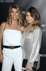 LORI LOUGHLIN and OLIVIA JADE at Prettylittlething by Kourtney Kardashian Launch in Los Angeles 10/25/201