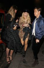LOTTIE MOSS and JESS WOODLEY at Notion Magazine 77 Launch Party in London 10/12/2017