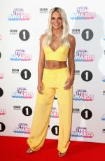 LOUISA JOHNSON at BBC Radio 1 Teen Awards 2017 in London 10/22/2017