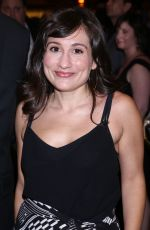 LUCY DEVITO at Time and the Conways Opening Night in New York 10/10/2017