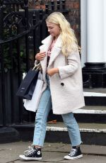 LUCY FALLON at Crystal Clear Skincare in Liverpool 10/14/2017