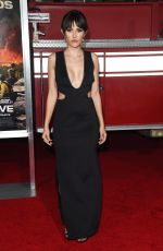 LULU JOVIVICH at Only the Brave Premiere in Westwood 10/08/2017