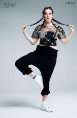 LUNA BLAISE for Vulkan Magazine, October 2017