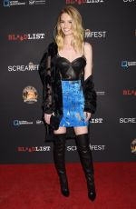 LYDIA HEARST at Dead Ant Premiere in Los Angeles 10/10/2017